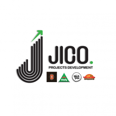 jico logo face