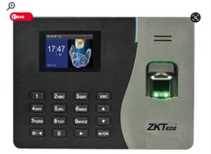 Finger print 14k zkteco